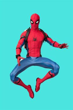 1/6 TYM061 Spider-man Costume 12inches Figure Cosplay Clothi