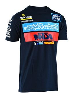 "Troy Lee Designs 2019 Team TLD KTM 4WP ""YOUTH"" size T-Shirt"