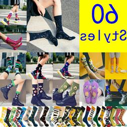 38 Styles Men Women Harajuku Food Animal Creative Sock Novel