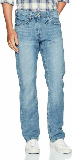 Nautica 5 Pocket Relaxed Fit Stretch Jean Light Tidewater Wa