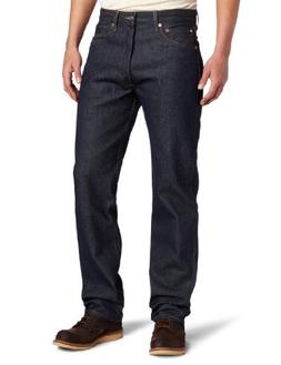 Levi's Men's 501 Original Shrink To Fit Jean, Rigid STF, 40x