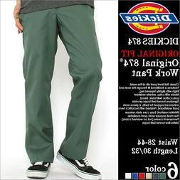 Dickies 874 Original Classic Work Pants Various Colors & Siz
