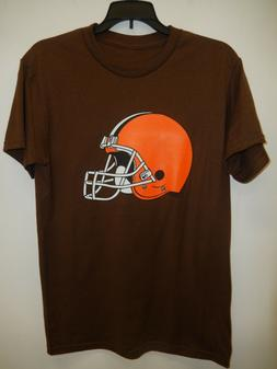"9730 Mens NFL Team Apparel CLEVELAND BROWNS ""Team Logo"" Jers"