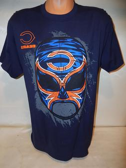 """9806 NFL Apparel Mens CHICAGO BEARS """"Mask"""" Football Jersey S"""
