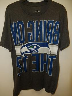 "9820-4 Mens NFL Apparel SEATTLE SEAHAWKS ""The 12"" Football J"