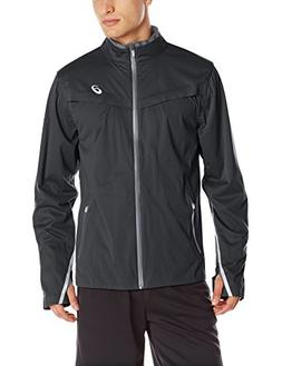 Asics Men's Accelerate Jacket, Black, Medium