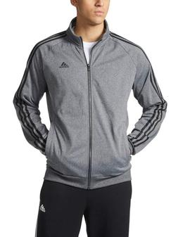 adidas men s essentials 3 stripe tricot