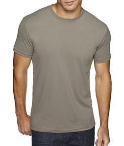 Next Level Apparel 6410 Mens Premium Fitted Sueded Crew Tee