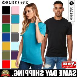 Next Level Apparel CVC Mens Crew Neck T-Shirt Short Sleeves