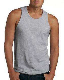 Next Level Apparel Mens 100% Cotton Tank 3633 XS-2XL Crew Ne