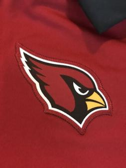 Arizona Cardinals Nike Onfield Apparel Dri-Fit NWT Mens L Po