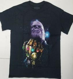 Marvel Avengers: Infinity War Thanos  Mens Graphic T Shirt