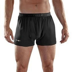 Carhartt Men's Base Force Boxer, Black, X-Large