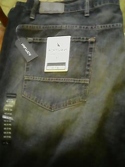 Nautica Big and Tall Men's Jeans, Relaxed-Fit Jeans 50 x 32