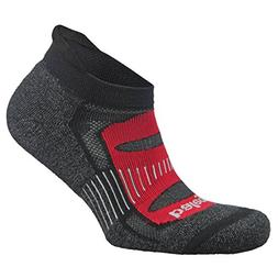 Balega Blister Resist No Show Socks - Red / Black - S