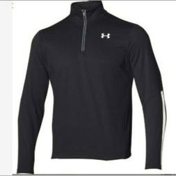 BRAND NEW NWT Under Armour Mens Team Qualifier 1/4 Zip Pullo