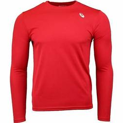 ASICS Circuit 8 Long Sleeve Tee  Athletic Volleyball  Tops -