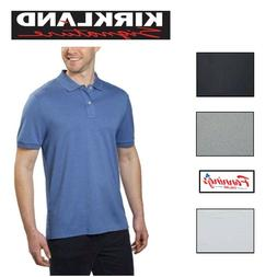 CLEARANCE! Men's Kirkland Signature Pima Cotton Polo Shirts