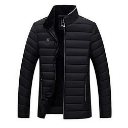 Clearance Forthery Mens Packable Down Puffer Jacket Winter L