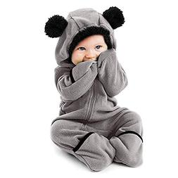 Clearance!!Toddler Infant Baby Girls Boys Cartoon Animals Ro