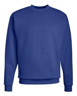Hanes ComfortBlend Long Sleeve Fleece Crew - p160