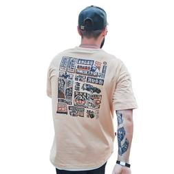 Cotton Harajuku T <font><b>Shirt</b></font> <font><b>Men</b>