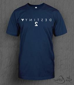 destiny 2 t shirt destiny logo men