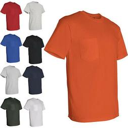 Gildan DryBlend Mens 50/50 Short Sleeve Tees T-Shirt with a