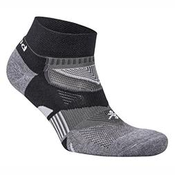 Balega Enduro V-Tech Low Cut Socks For Men and Women  , Blac
