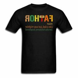Fathor Definition Father's Day Men's T-Shirt