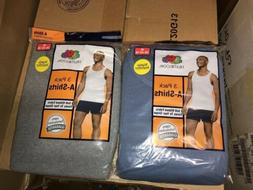 Fruit Of The Loom Mens 6 Pack Color A Shirt Tank Top S M XL