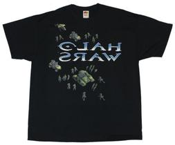 Halo Wars Mens T-Shirt  - UNSC Marine Units from the Xbox 36