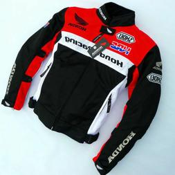 Honda HRC Breathable Mesh Durable Riding Jacket Clothes Safe