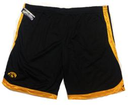 Pro Edge Iowa Hawkeyes Active Sports Basketball Mesh Shorts