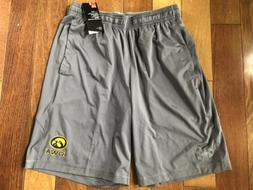 Under Armour IOWA Hawkeyes Mens Heatgear Shorts M Medium New