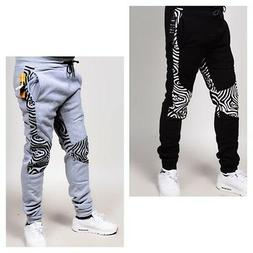 Jogger Pants FashioN Mens Apparel Straight Fit FREE SHIPPING