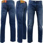 Levi Strauss 511 Slim Leg Jean Lightweight Stretch Queen Blu