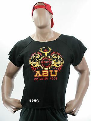 Bodybuilding Men Gym Clothing READ Listing Sizing