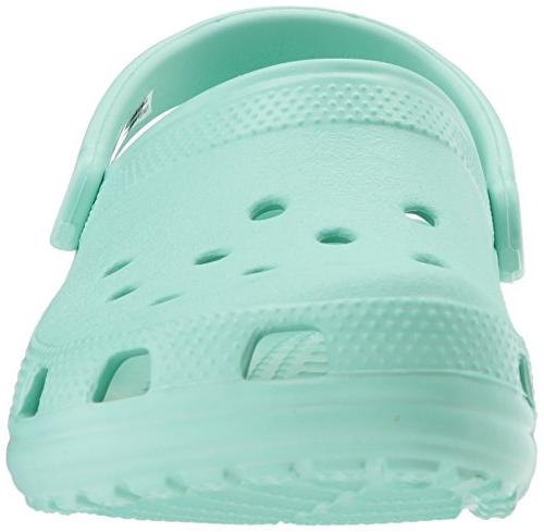 Crocs New Mint, 5 Men / 7