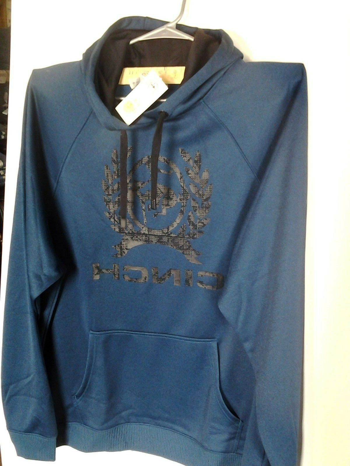 clearance new mens tall hoodie green blue