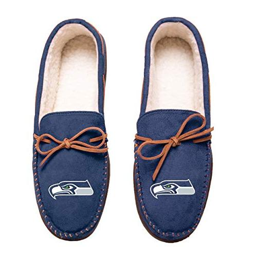 football team big logo moccasin