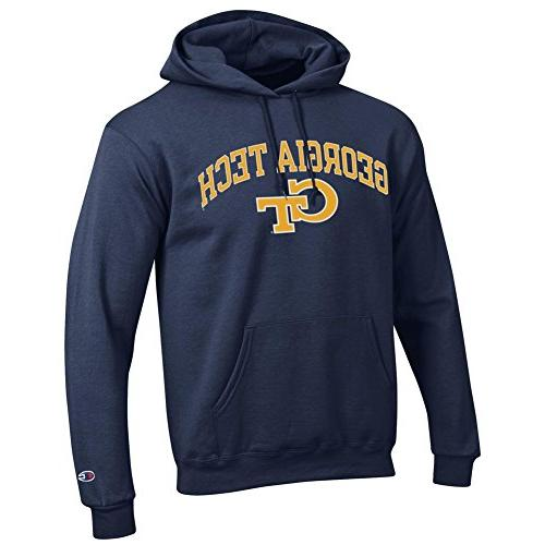 georgia tech yellow jackets hooded