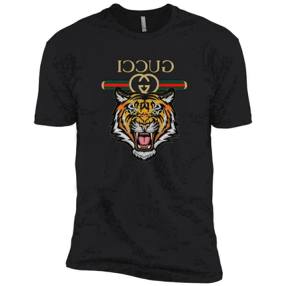 hot men s tiger 9guccy2019 t shirt