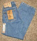 LEVI'S Levi Strauss Youth Men 31 x 27 Husky Loose Straight F