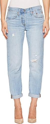 Levi's Women's 501 Taper Jeans, just a Girl, 26