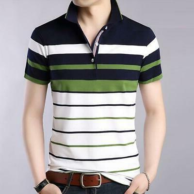 Men clothes Polo men causal polos dress
