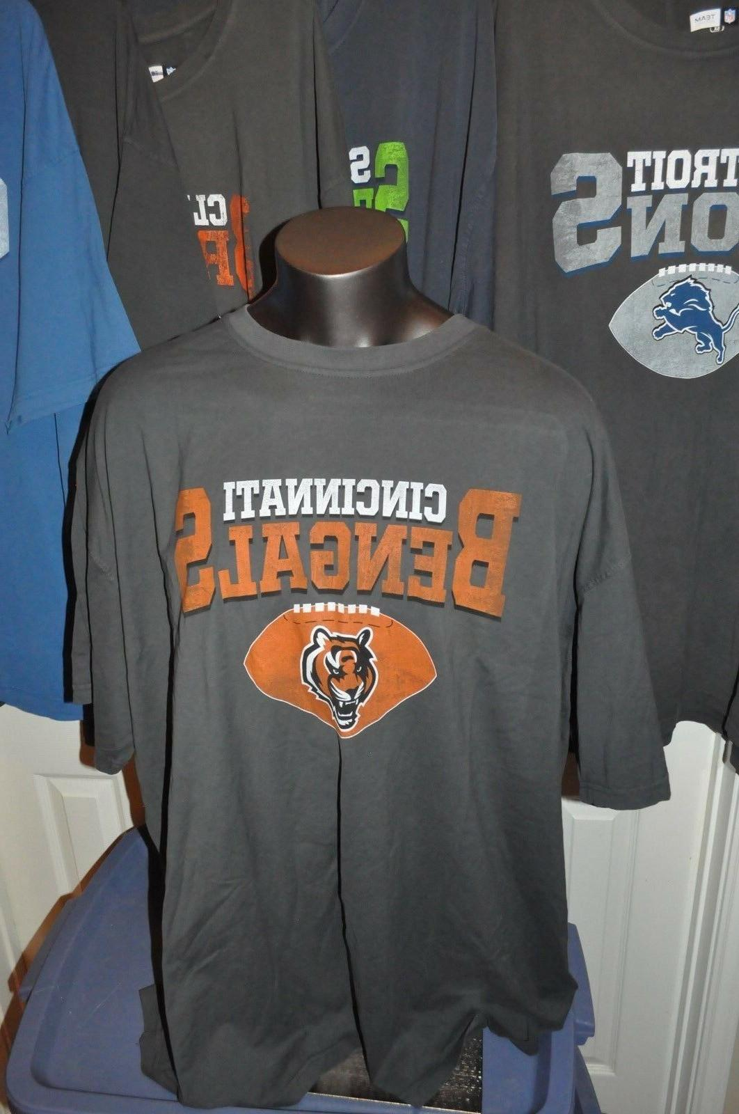 NFL Team 3x-6x Raiders,Colts,Bengals,Lions,Giants,Seahawks,BROWNS