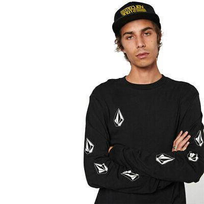 Volcom Long Sleeve Black Clothing