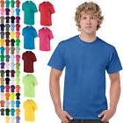 Gildan Men's Heavy Cotton T-Shirt  Bulk Lot Solid Blank 5000