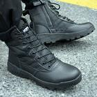 Men's Military Tactical Combat Hiking Ankle Boots Outdoor Co